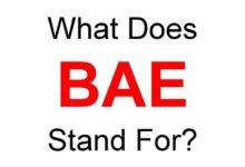 Photo of Che vuol dire Bae? Significato, Origine e Utilizzo della parola