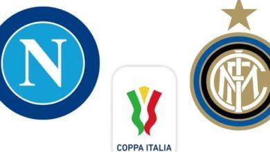 Photo of Napoli – Inter: diretta TV e probabili formazioni (Coppa Italia 2019/2020)