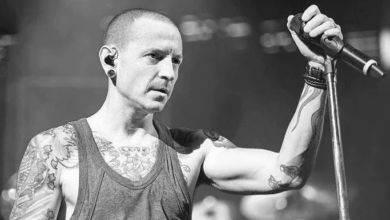 Photo of Chester Bennington, la morte tre anni fa