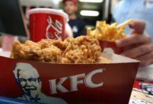 Photo of Nuggets KFC senza carne prodotti da una stampante 3D
