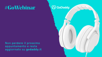 Photo of Webinar di GoDaddy dedicato alle Facebook Ads: ecco quando