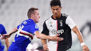 Photo of Juventus-Sampdoria: probabili formazioni e dove vederla (Serie A 2020/21)