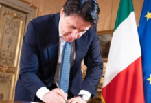 Photo of Giuseppe Conte, conferenza stampa in diretta – Video