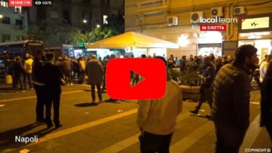 Photo of Zona Rossa a Napoli, proteste in città – la Diretta Video