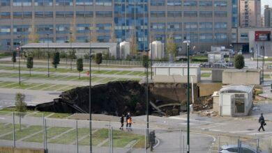 Photo of Voragine a Napoli all'Ospedale del Mare: cosa è successo?
