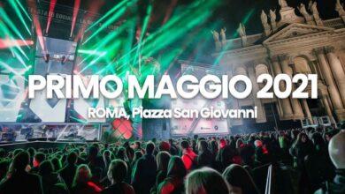 Photo of Concertone Primo Maggio 2021: Scaletta, Cantanti e Dove seguirlo in TV