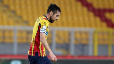 Photo of Marco Mancosu operato di tumore: il post del calciatore del Lecce