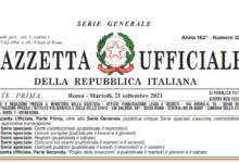 Photo of Decreto Green Pass Lavoro, il testo in pdf